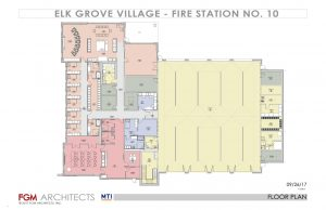 Preliminary Designs For 2 New Elk Grove Village Fire Stations Released Journal Topics Media Group