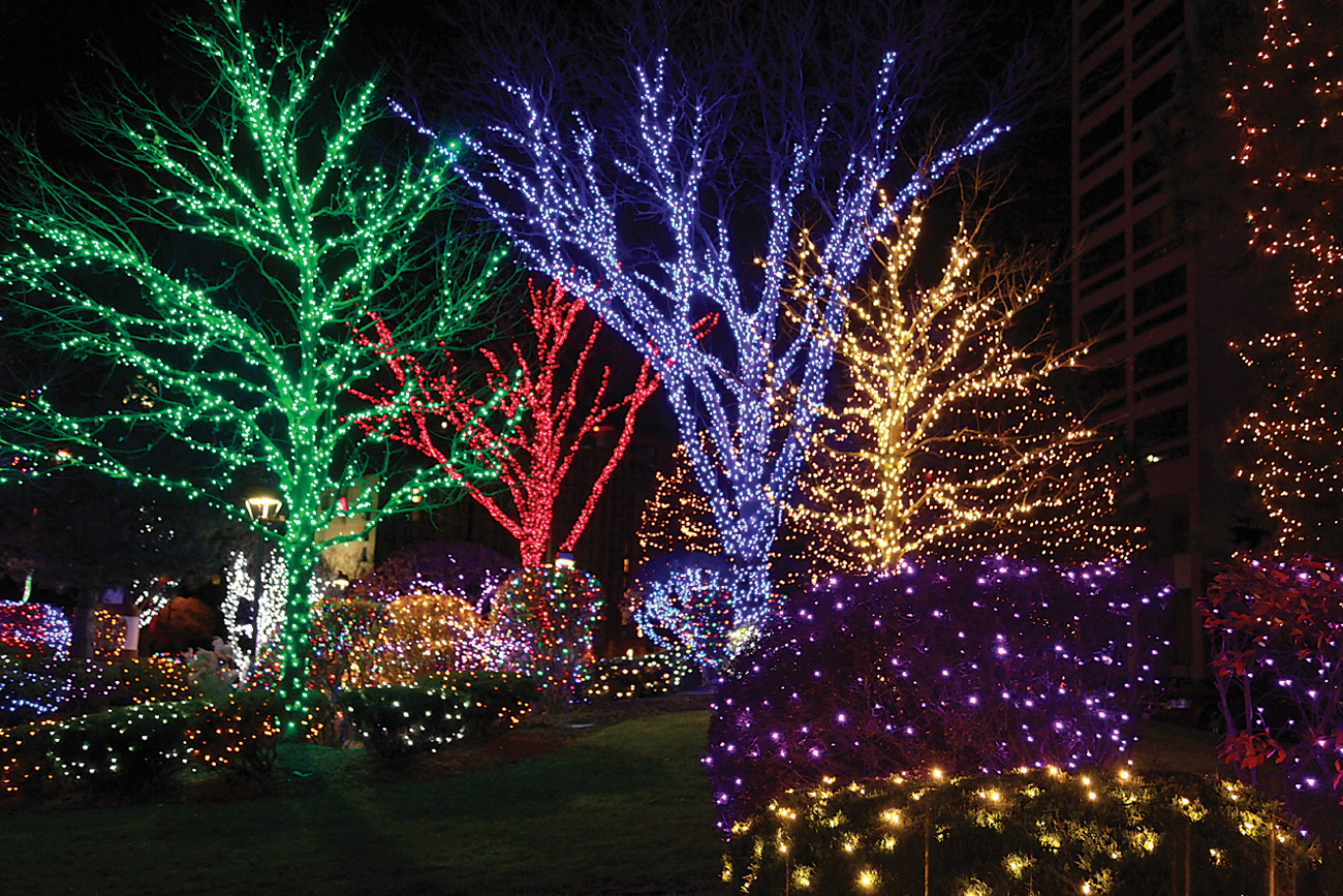 Rosemont Christmas Lights 2020 Rosemont Extends Holiday Lighting Contract 3 Years | Journal