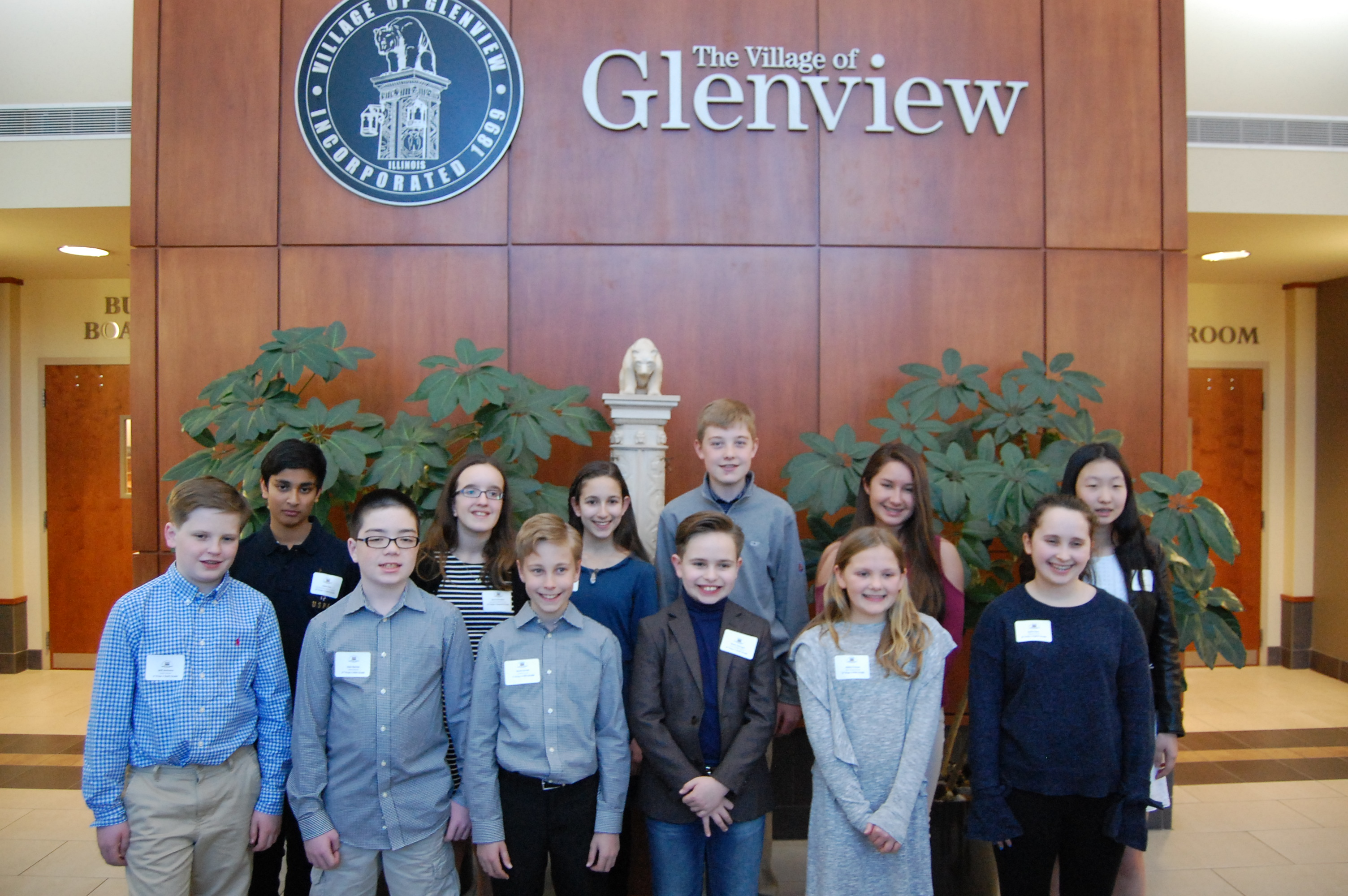 character counts essay contest glenview