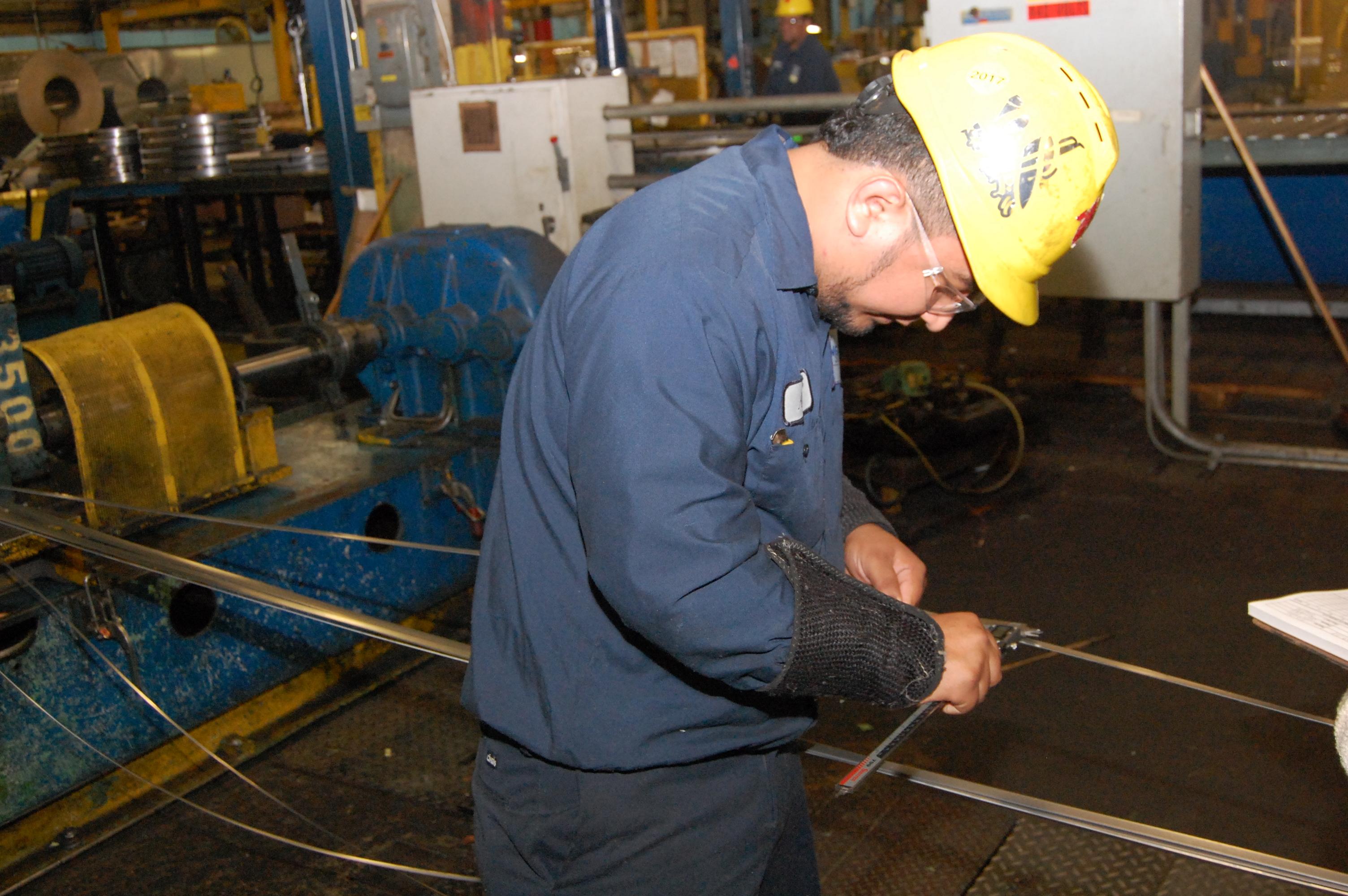 Clingan steel jobs