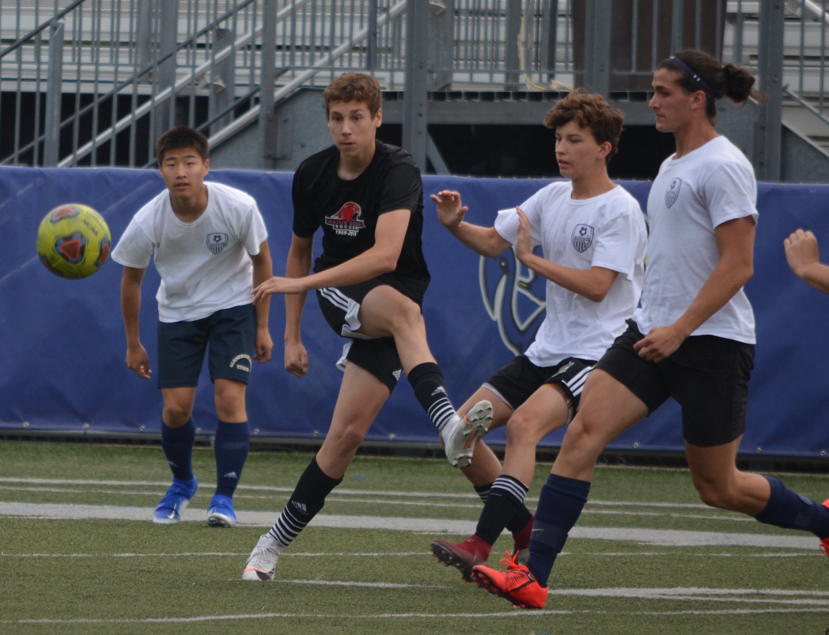 Maine South Soccer Grows Over Summer | Journal & Topics