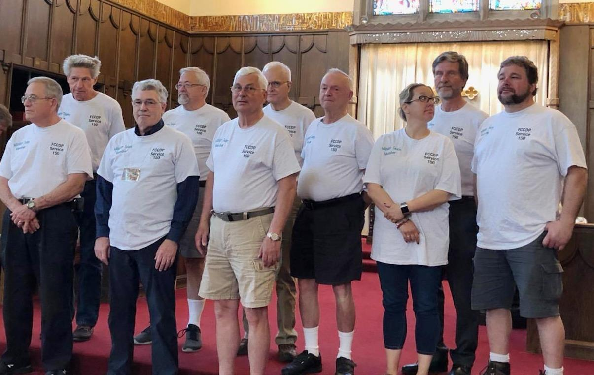 UCC Church Members Travel To Michigan For Mission Trip | Journal