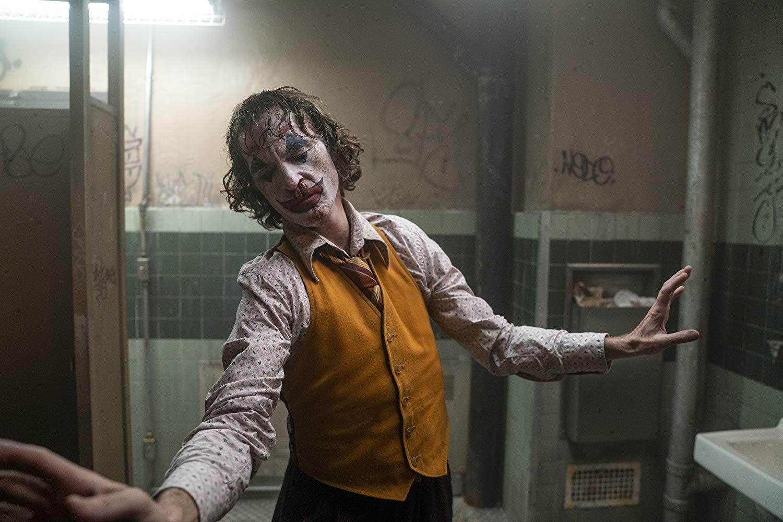 Movie Scene Fascinating Yet Disturbing Joker No Joke