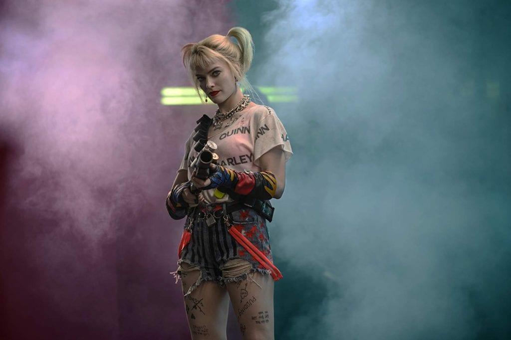 Movie Scene Harley Rules In Birds Of Prey Journal Topics Media Group