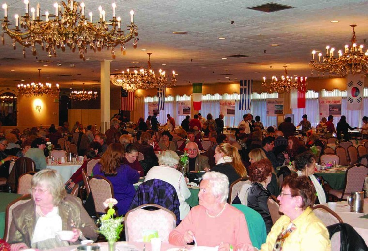 Crowd Packs White Eagle Banquet Hall For Sunday S