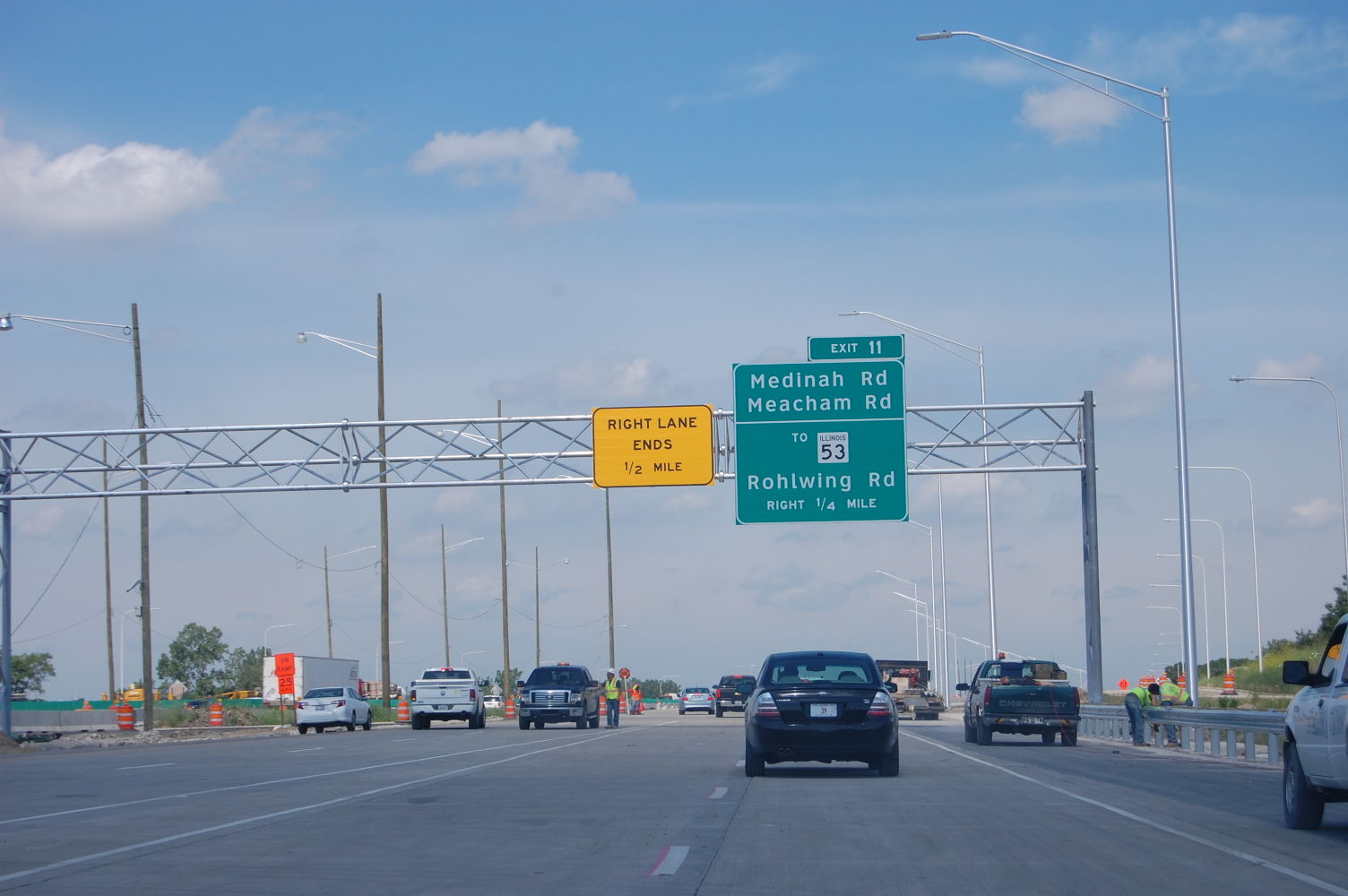 Ribbon Cut On I-290, Rt  390 Interchange | Journal & Topics