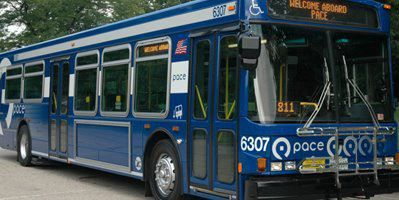 Designated Bus Stops Start Soon On Pace Route 290 In Niles, Park