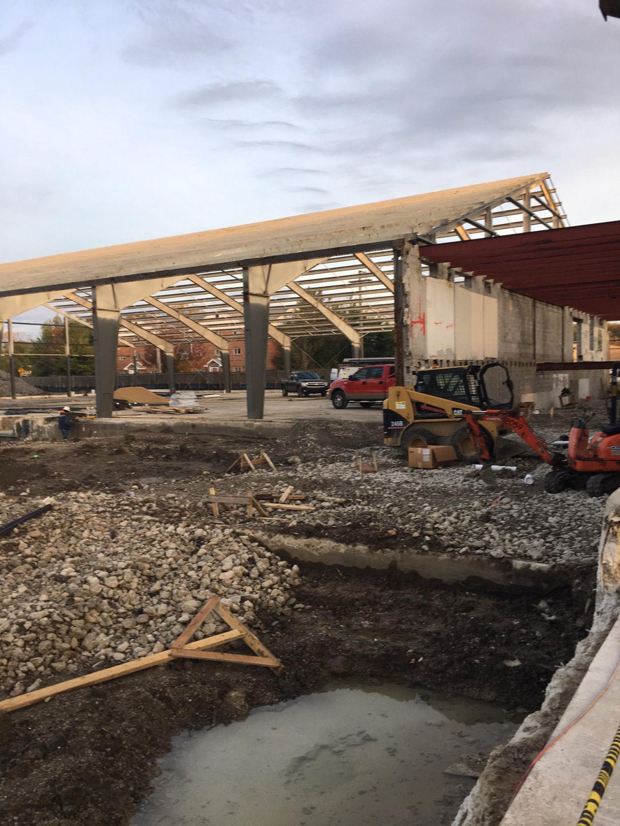 Niles Park Dist  Caldwell Building Skeleton | Journal