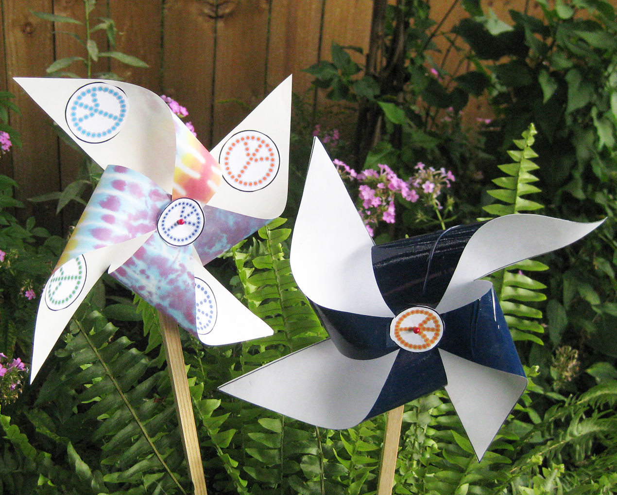 Des Plaines Church To Plant Pinwheels For Peace | Journal & Topics ...